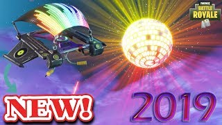 HAPPY NEW YEAR! / *UNLOCKING THE EQUALIZER GLIDER & GAMEPLAY! [Some What Good Fortnite Player]