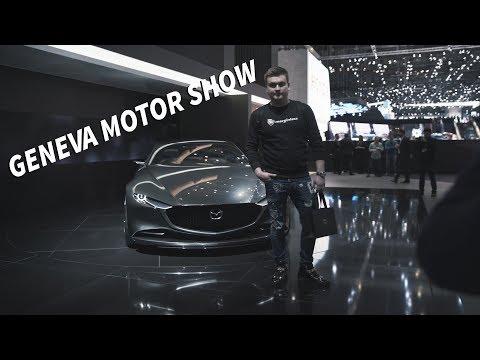 SPENDING €1'000'000 IN GENEVA AUTO SHOW 2018!? | PAULIUS ARŠAUSKAS | Marginless | ARSA23