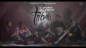 Tribali Live @ Dürer Kert 28th September