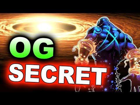 OG vs SECRET - FIGHT Of The DAY! - MDL MAJOR DOTA 2