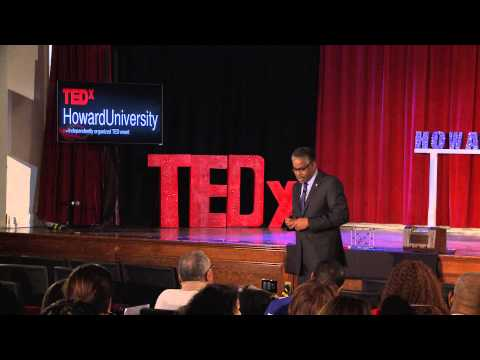 From Radio Technology to Quantum Materials | Dr. Gary Harris | TEDxHowardUniversity