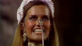 1973 Miss Universe: Parade of Nations (part 2)