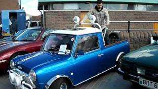 R1 Powered Z Cars Mini Pick Up Bits And Bobs