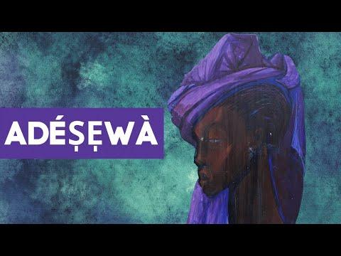 Yoruba Folktale (Àló̩ Àpagbè) 2: Ìtàn Adés̩e̩wà | The Story of Adesewa