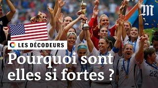 Coupe du monde 2019 : pourquoi les Américaines sont si fortes