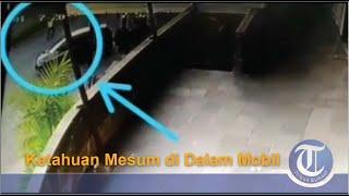 Viral : Ketahuan Mesum di Dalam Mobil | Pengemudi Nyaris Bikin Satpam Tewas di Solo Paragon Mall