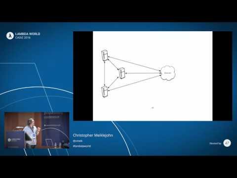 Declarative, Convergent Edge Computation by Christopher Meiklejohn