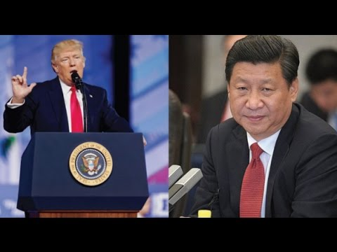 Sino Australian Relations in the Age of Trump