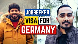 Watch this Interview beḟore applying for a Jobseeker visa in Germany