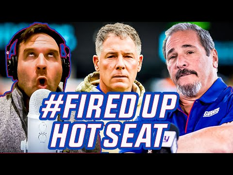Why NY Giants Should Fire Pat Shumur & James Bettcher, Keep Dave Gettleman | Giant Mess S1 Ep17