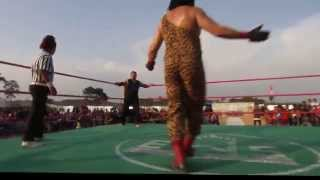Wrestling Nepal EWS Championship Match The Tateem vs The Himalayan Tiger