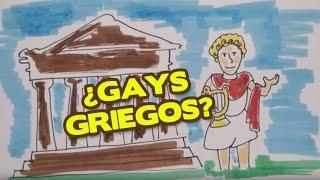 La homosexualidad en la antigua grecia
