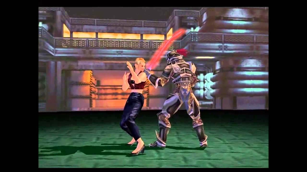 Tekken 3 Yoshimitsu All Holds 10 Hit Strings Compilation Youtube
