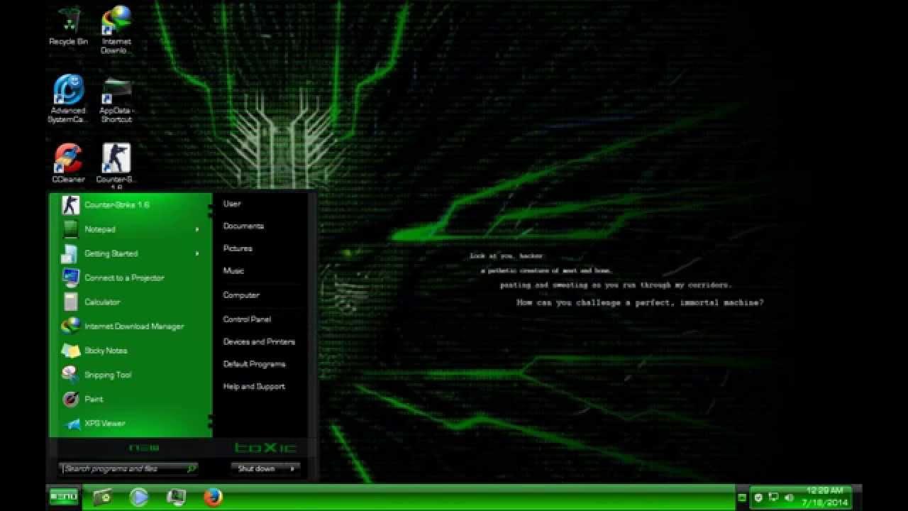 Change Windows 7 OEM Background - LogonUI (Desc Updated ...