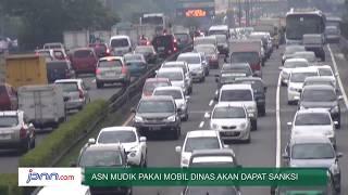 ASN Mudik Pakai Mobil Dinas akan Dapat Sanksi - JPNN.COM
