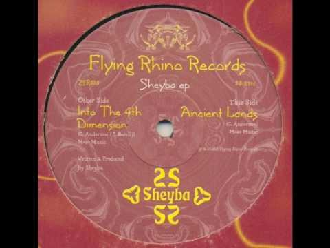 Sheyba - Ancient Land ( Flying Rhino , 1995 )