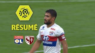 Olympique Lyonnais - FC Metz (2-0)  - Résumé - (OL - FCM) / 2017-18