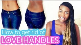 One of Scola Dondo's most viewed videos: How to Get Rid of Love Handles | Scola Dondo