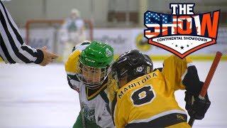 The Show Continental Showdown Hockey Tournament 2018 (2007 Birth Year)