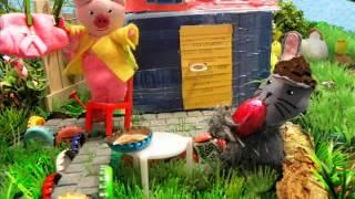 Een paasliedje voor kleuters Paashaasje Hodde Hop verstopt eieren é...