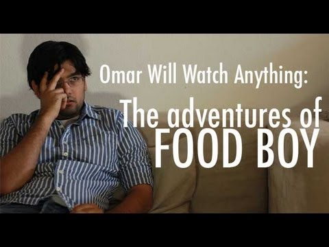 The Adventures of Food Boy Omar Will Watch Anything, ep. 5