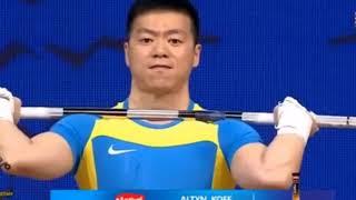 Арли Чонтей (КАЗ) - СЕРЕБРО Чемпионат мира Тяжелая атлетика-2018 Weightlifting World Championships