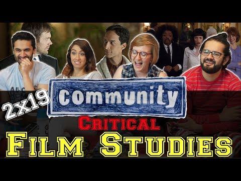Community - 2x19 Critical Film Studies - Group Reaction