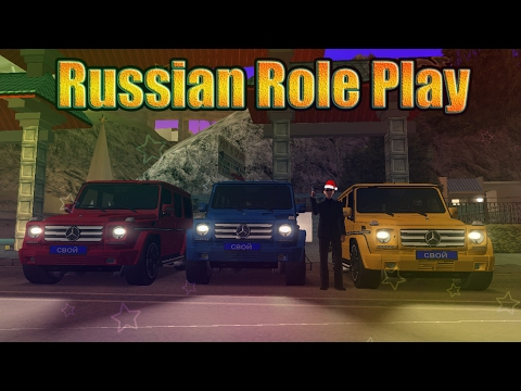 MTA SA Server Russian Role Play