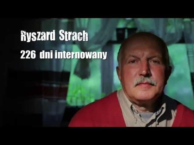 Ryszard Strach www.dziekujemyzawolnosc.pl