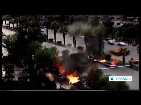 Syria, the Intelligence & Terrorism Wars on its Territory - Documentary