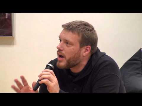 Adrian Zandberg (Partia RAZEM) - Spotkanie W Koszalinie