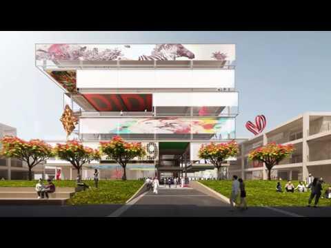 Foster + Partners designs Dubai Institute of Design and Innovation (DIDI)