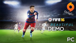 COMO BAIXAR E INSTALAR A DEMO DO FIFA 16 PARA PC (ORIGIN)