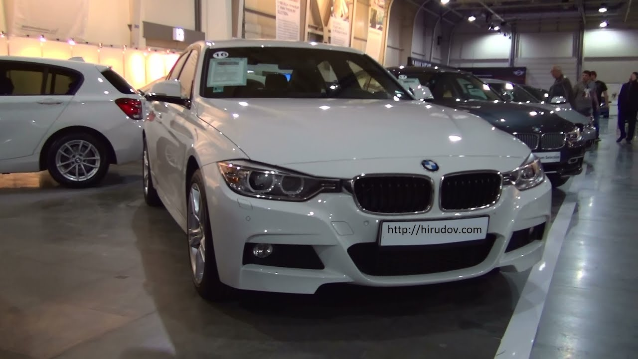 bmw 320d xdrive m packet exterior and interior in full hd. Black Bedroom Furniture Sets. Home Design Ideas