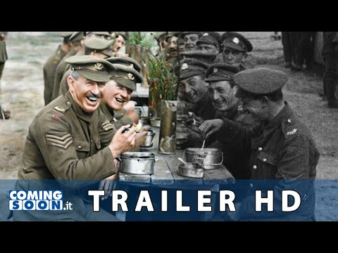 They Shall Not Grow Old (2020): Trailer Italiano Del Film Documentario Di Peter Jackson - HD