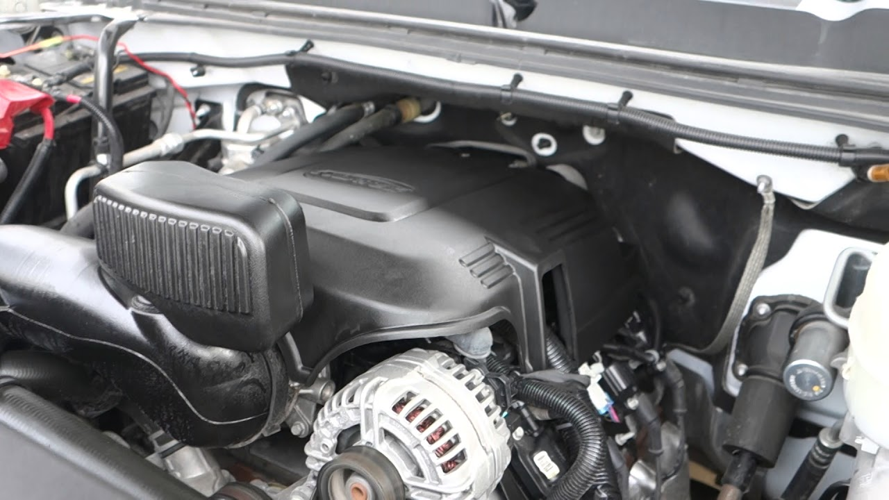 All Chevy 6.0 chevy engine : 2013 SILVERADO 6.0 L96 ENGINE & 6L90 TRANSMISSION LIFTOUT FOR SALE ...