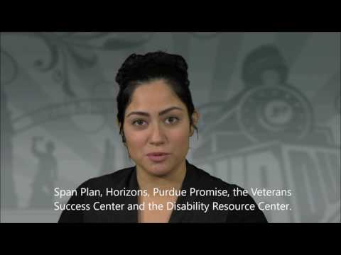 Financial Aid Administrator -- Purdue Student Success Programs