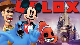 Roblox | Disney Spooky Adventure