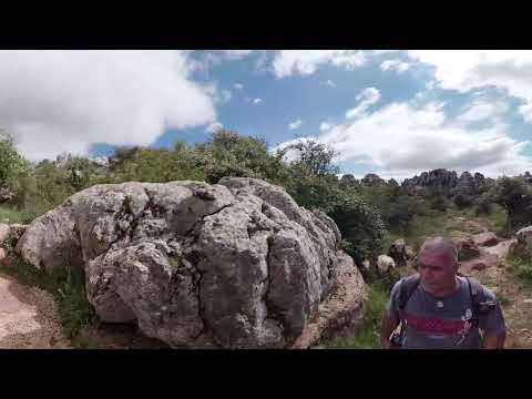 El Torcal de Antequera - Málaga Video 360