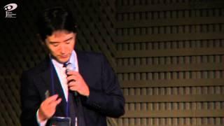 日本地球惑星科学連合2013年大会トップセミナー:竹内望先生「暗色化するグリーンランド氷床~氷河を解かす不思議な微生物」 竹内のぞみ 動画 27