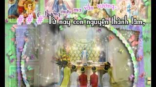 Mừng Mẹ Lên Trời - demo - http://songvui.org