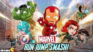 Marvel Super Heroes: Marvel Run Jump Smash! (iOS/Android)
