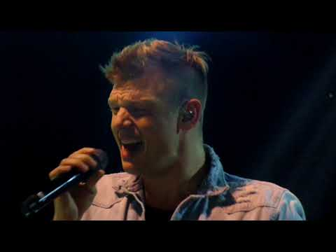 Nick Carter - I Need You Tonight - São Paulo - 08/09/2018 - Tropical Butanta