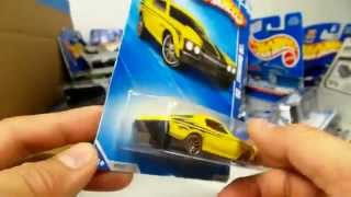 Awesome HAUL video of 2000 to 2010 Hot Wheels cars! found at the mall in a non-toy store!!!