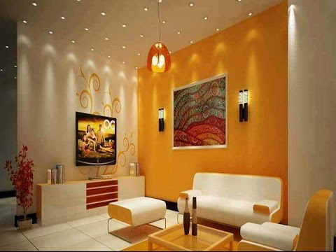 Latest Tv Lounge or Living room Decor Design - YouTube