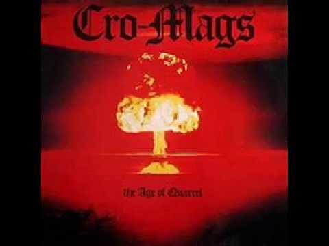 Cro Mags-World Peace