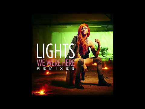 LIGHTS - We Were Here (Chase Atlantic Remix) [Official HD Audio]