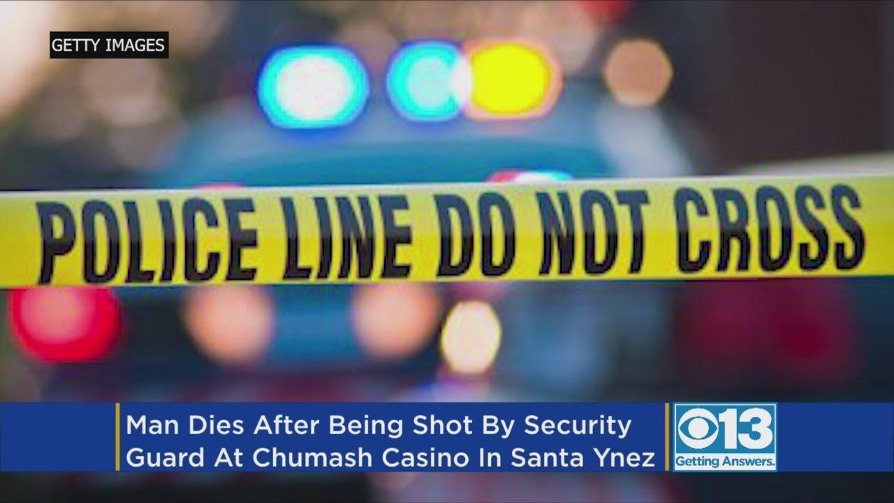 Man, 37, Fatally Shot By Security Guard At California Casino