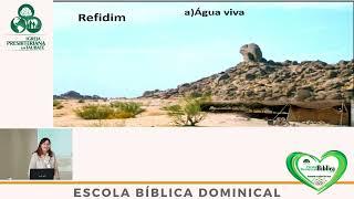 Panorama do Antigo Testamento 11/07/2021 - IPT