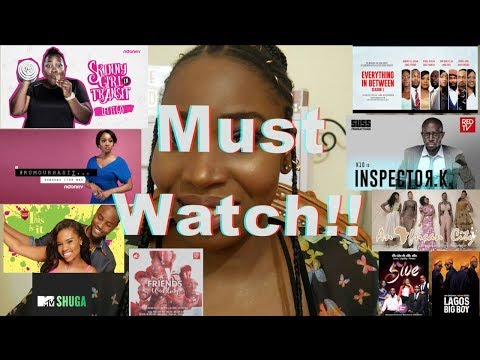 Nigerian/Ghanaian Web series to Watch on...
